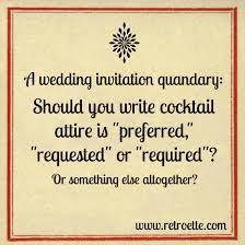 Proper Wedding Invitation Wording How To Request Wedding Guest Attire
