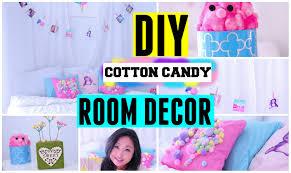 cheap diy home decor ideas diy spring cotton candy room decor ideas for teens cute easy cheap