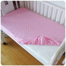 Baby Crib Mattress Pad Sale Cotton Baby Fitted Sheet Crib Mattress Cover