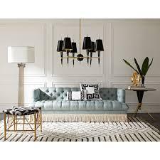 versailles chandelier versailles grey opaque chandelier modern chandeliers jonathan