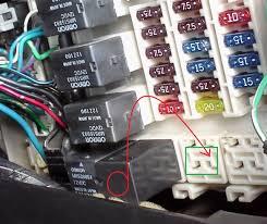 lancer fuse box wiring diagrams