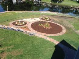 backyard design with colored concrete pavers directcolors com