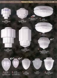 art deco light parts deco lighting slip shade chandeliers