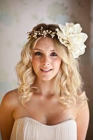 wedding hair with flowers ideas festival inspired hair braids