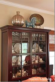 Display Dishes In China Cabinet Mark Sunderland On Design How To Decorate A China Cabinet