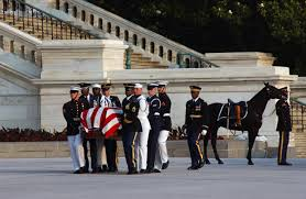 Why Is The Flag File Us Navy 040609 A 5968s 051 Ceremonial Honor Guard Carry The