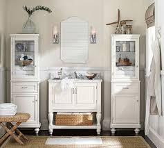 Pottery Barn Bathroom Ideas Newport Single Sink Console Pottery Barn