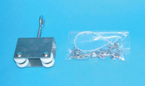 light rail add a lamp hardware kit trolley and mounting