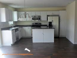 White Kitchen Dark Floors by Dark Hardwood Floor White Cabinet Kitchens Charming Home Design