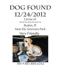 lost dog flyer template 01 pet flyer gallery orange jpg pet flyer