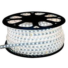 cool white led rope light 120v outdoor lighting led light