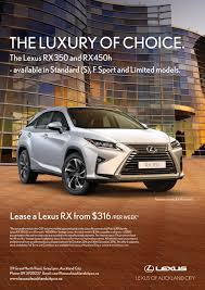 lexus suv auckland ponsonby news october u002716 by ponsonby news issuu