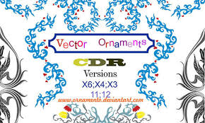 30 beautiful ornaments vector for free naldz graphics