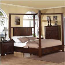 wood canopy bed frame queen susan decoration