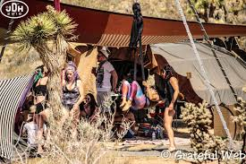 Joshua Tree Campground Map Serenity Gathering 2016 Review U0026 Photos Grateful Web