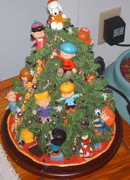 danbury mint peanuts christmas tree beatiful tree