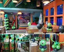 minecraft birthday supplies minecraft cebu balloons and party supplies