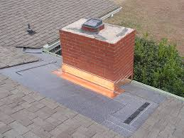 chimney flashing repair cost