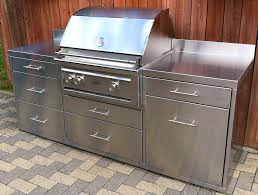 meuble cuisine exterieur inox meuble inox cuisine table de cuisine inox meuble inox de cuisine