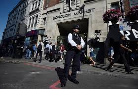borough market london bridge attack borough market reopens to shoppers nbc news