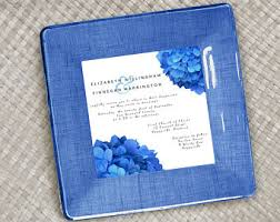 wedding invitation plate keepsake wedding invitation keepsake personalized wedding gifts