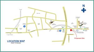 Jaipur India Map by Udb Celebrations 1 2 3 Bhk Flats Sale Tonk Road Nanakpura Jaipur