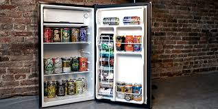 beer refrigerator glass door best beer fridges of 2017 reviewed com refrigerators