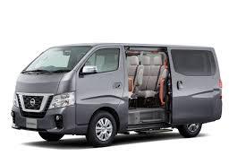 nissan caravan high roof nissans redesigned nv350 caravan goes on sale in japan u2013 ips news