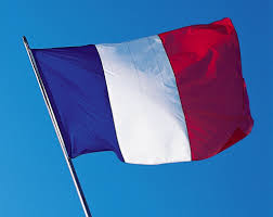 flag of france undated the famed