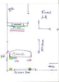 floor plan help open floor plan help