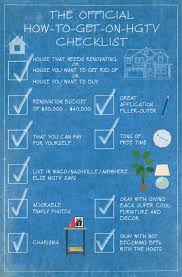 the getting on hgtv checklist everything you need to know to