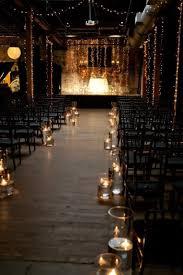23 Industrial Wedding Ceremony Decor Concepts