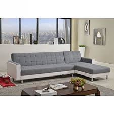 canapé convertible gris et blanc luxury canapé convertible lit angle réversible 3 places gris blanc
