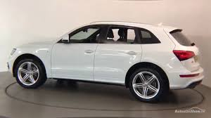 Audi Q5 1 9 Tdi - ke15pbu audi q5 tdi quattro s line plus white 2015 nottingham