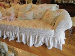 shabby chic sofa slipcovers sofa designs and ideas