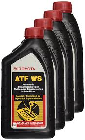 amazon com genuine toyota lexus automatic transmission fluid 1qt