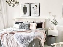 idee chambre du blush dans la chambre cocon de décoration le