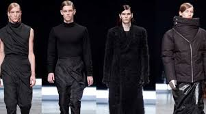 all black casual black coming back this winter s fashion colour of choice