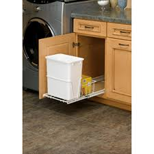 pull out trash can for 12 inch cabinet decoration pull out garbage recycling under counter pull out