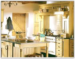 cottage kitchen green cabinets home design ideas