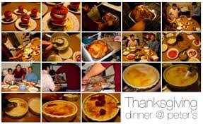 our inspired thanksgiving dinner theory isthereason