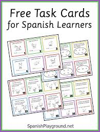 printable spanish worksheets archives spanish playground