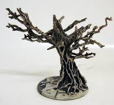 lord of the rings eaglemoss 136 tree of gondor at minas tirith