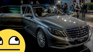 here u0027s why the mercedes maybach s600 isn u0027t as impressive as you think