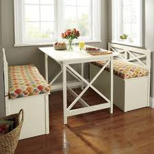 cottage dining table storage bench and indoor outdoor bench