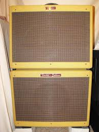 rod deluxe cabinet is the rod deluxe 1x12 extension cab a good platform for speaker