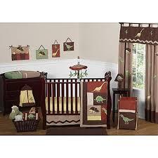 sweet jojo designs dinosaur land crib bedding collection bed