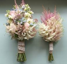 Cheap Wedding Bouquets Blue Flower Bouquets Ideal Weddings