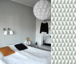 papiers peints chambre une tête de lit avec du papier peint pour une chambre au