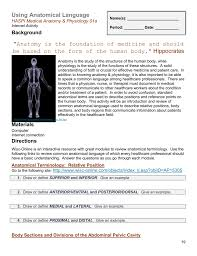 Anatomy And Physiology Coloring Workbook Chapter 6 Medical Anatomy Terms Image Collections Learn Human Anatomy Image